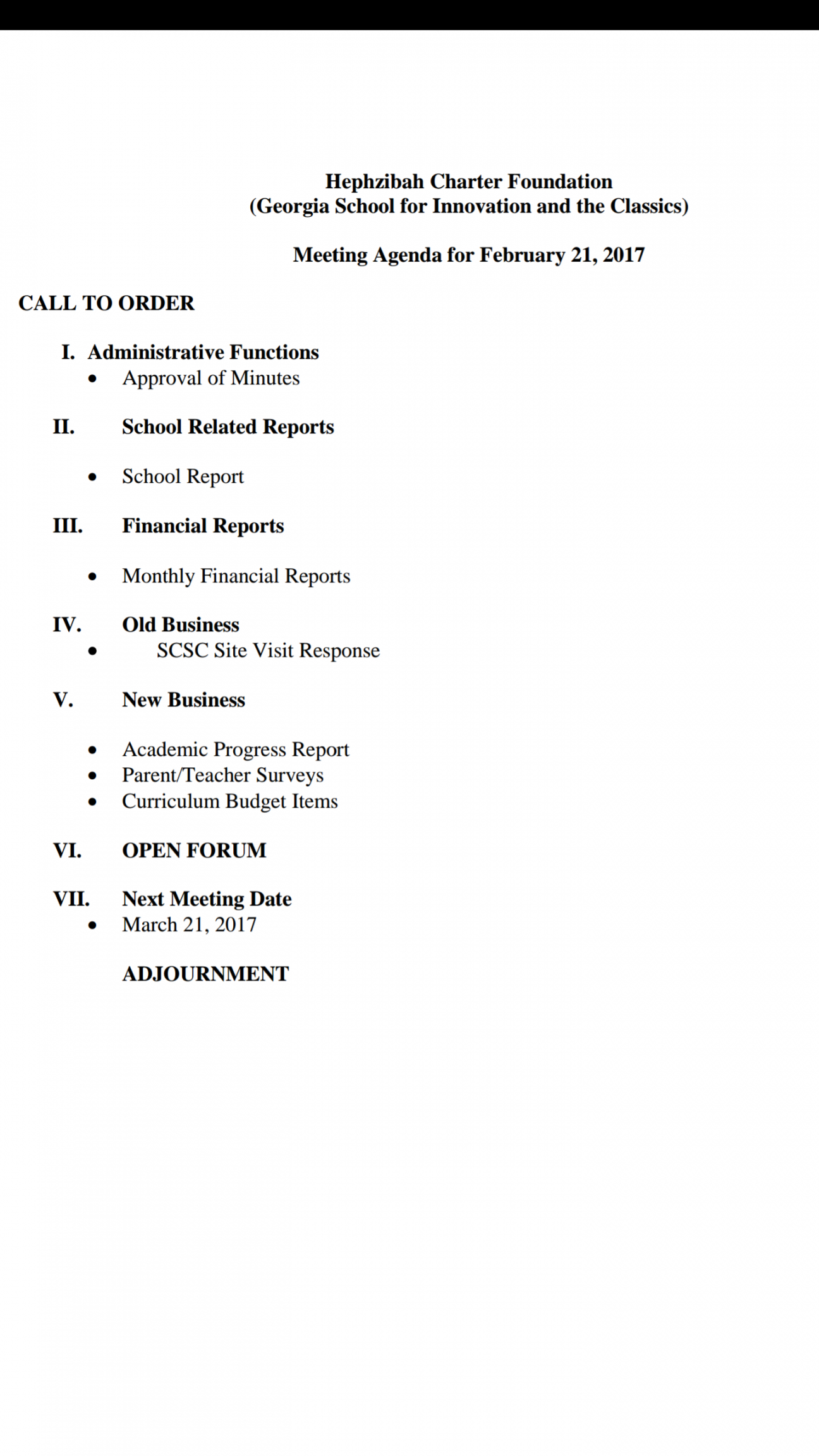 board members  governing board meeting minutes booster club meeting agenda vorlage pdf