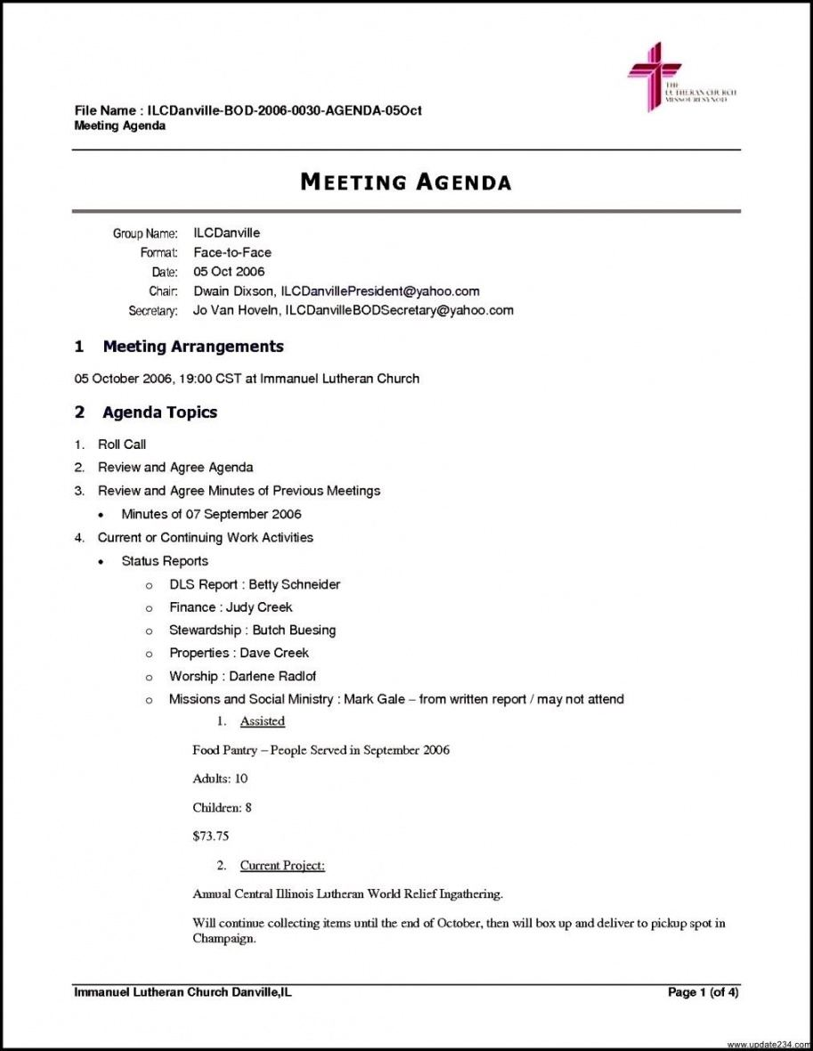 Editable 004 Template Ideas Meeting Agenda Free As Well Management In Multi Day Meeting Agenda Template
