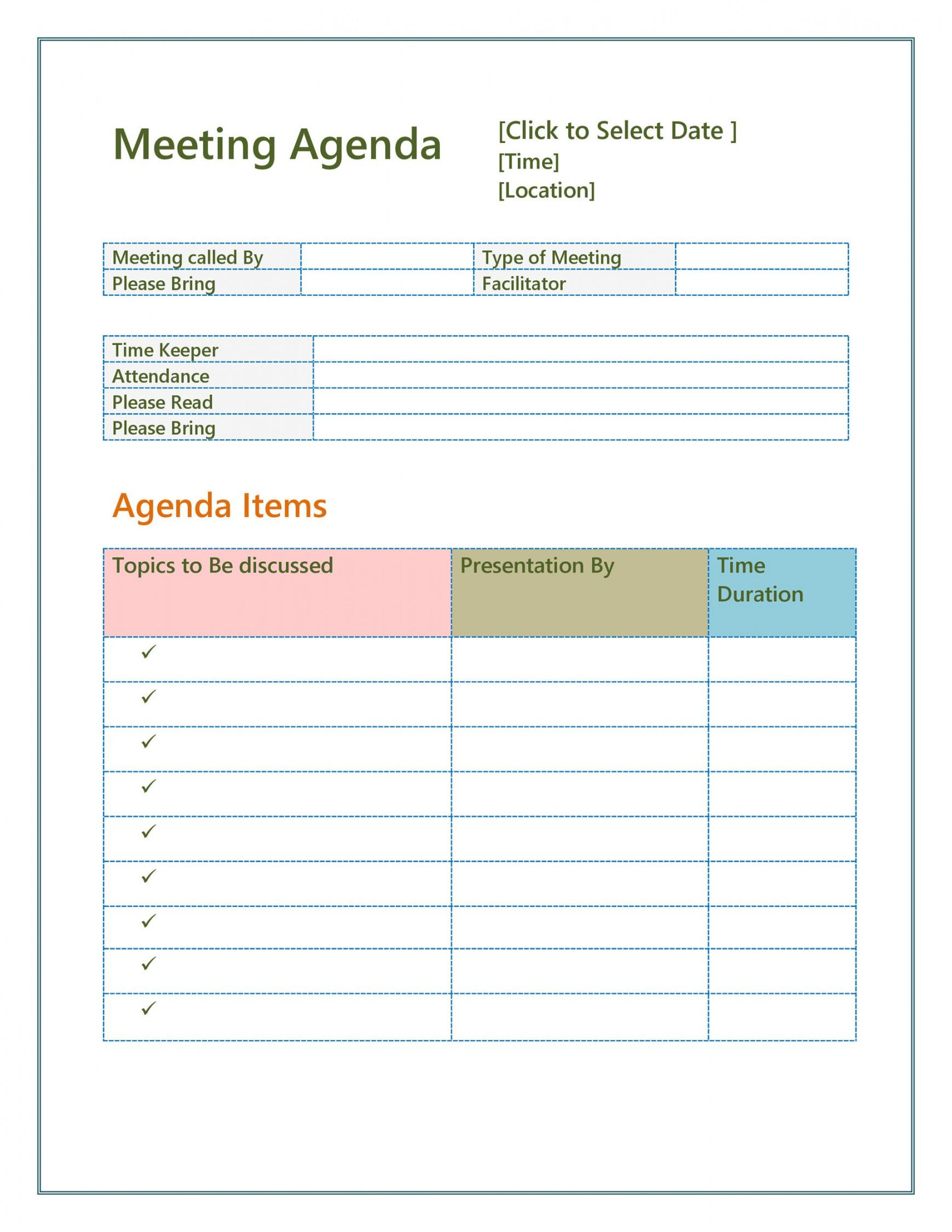 editable 46 effective meeting agenda templates ᐅ templatelab create a meeting agenda template doc