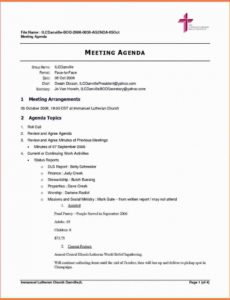 free sample board meeting agenda template sample board meeting agenda template excel