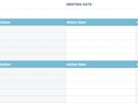 Sample Postmortem Meeting Template And Tips  Teamgantt Post Mortem Meeting Agenda Template