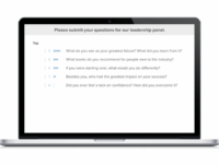 Sample Sample 5 Ideas For An Inclusive Town Hall Meeting Poll Town Hall Meeting Agenda Template Word