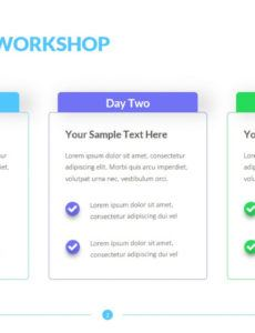 agenda for workshop template  7000 slides  powerslides™ workshop agenda template excel