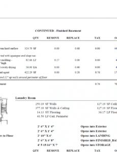 editable cara mudah memprbaiki smartphone dan gadget water damage water damage estimate template pdf
