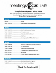 event agenda template word free templates conference call offsite agenda template doc