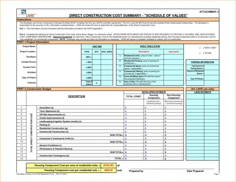 free construction estimating spreadsheet template xls home cost irrigation estimate template sample