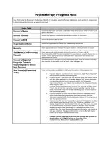 pin on private practice goals therapist progress note template doc