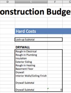 printable 4 best design construction cost estimation methods  fohlio interior design estimate template example