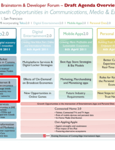 sample convention agenda template  google search  agenda template online agenda template