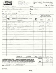 sample hardwood floor estimate forms  invoice template carpet flooring estimate template sample