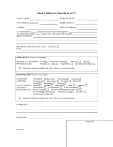 sample pin on counseling therapist progress note template sample