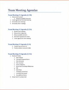 printable editable 12 meeting agenda template word radaircars sales sales meeting agenda template word sample