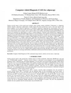 printable pdf computeraideddiagnosis cad for colposcopy colposcopy procedure note template sample