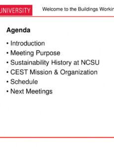 editable ppt  agenda introduction meeting purpose sustainability introduction meeting agenda excel