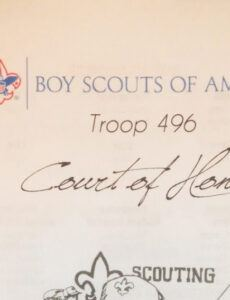 Best Cub Scout Committee Meeting Agenda Template Word Sample