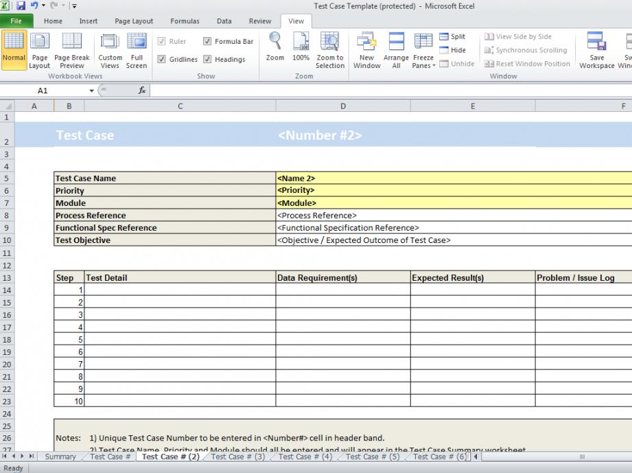 Editable Rom Estimate Template Excel Example