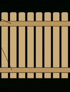 Fencing Estimate Template  Example