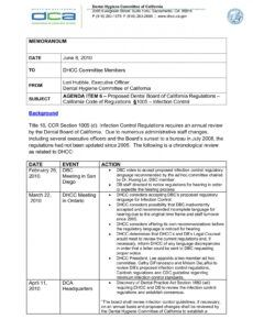 Infection Control Committee Meeting Agenda Pdf