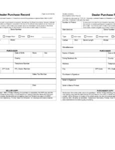 Professional Bill Of Sale For House Template Pdf