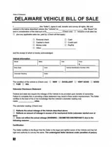 Professional Legal Bill Of Sale Template  Sample