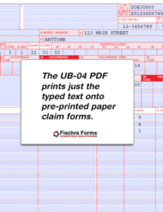 Costum Itemized Hospital Bill Template Excel Example