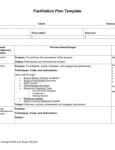 Best 2 Day Workshop Agenda Template Pdf Sample