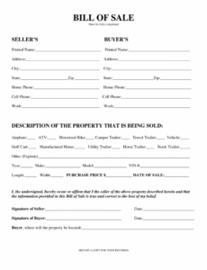 Professional Tenant Utility Bill Template Doc Example