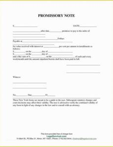 printable free promissory note template for a vehicle of permalink automobile promissory note template sample